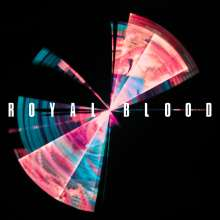 Royal Blood: Typhoons (Limited Edition) (Indie Retail Exclusive) (Translucent Blue Vinyl) (140g), LP