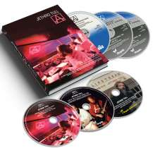 Jethro Tull: A (A La Mode) (The 40th Anniversary Edition), 3 CDs, 2 DVD-Audio und 1 DVD