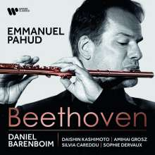 Ludwig van Beethoven (1770-1827): Kammermusik für Flöte, CD
