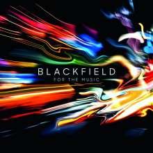 Blackfield  (Steven Wilson): For The Music, CD