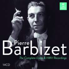 Pierre Barbizet - The Complete Erato & HMV Recordings, 14 CDs
