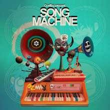 Gorillaz: Song Machine Season One: Strange Timez, LP
