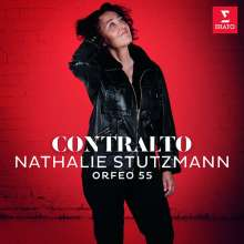 Nathalie Stutzmann - Contralto, CD