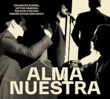 Salvador Sobral: Alma Nuestra (180g), 1 LP und 1 CD