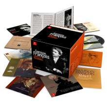 Samson Francois - Complete Recordings, 54 CDs und 1 DVD