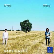 Jean Rondeau - Barricades, CD