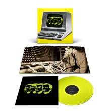 Kraftwerk: Computerwelt (German Version) (180g) (Limited Edition) (Translucent Neon Yellow Vinyl) (2009 remastered), LP