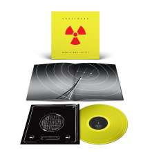 Kraftwerk: Radio-Aktivität (German Version) (180g) (Limited Edition) (Translucent Yellow Vinyl) (2009 remastered), LP