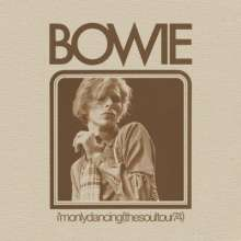 David Bowie (1947-2016): I'm Only Dancing (The Soul Tour '74) (RSD 2020), 2 CDs