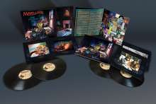Marillion: Script For A Jester's Tear (Deluxe Edition) (Box Set), 4 LPs