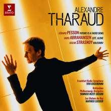 Alexandre Tharaud - Concertos pour Piano contemporains, CD
