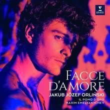 Jakub Jozef Orlinski - Facce d'Amore (180g), LP
