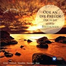 Ludwig van Beethoven (1770-1827): Ode an die Freude - Best of Beethoven, CD