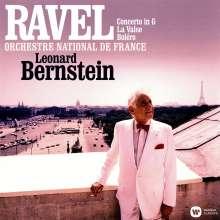 Maurice Ravel (1875-1937): Klavierkonzert G-dur (180g), LP