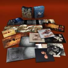 Kate Bush: Remastered Part II, 11 CDs
