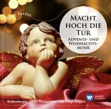 Macht hoch die Tür - Advents- und Weihnachtsmusik, CD