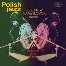 Zbigniew Namysłowski: Kujaviak Goes Funky, CD