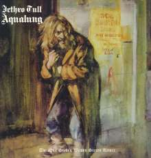 Jethro Tull: Aqualung (The 2011 Steven Wilson Stereo Remix) (Deluxe Edition), LP