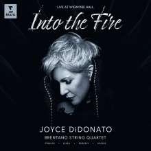 Joyce DiDonato - Into the Fire (Live at Wigmore Hall), CD