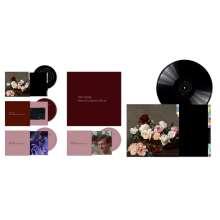 New Order: Power, Corruption & Lies (Definitive Edition) (180g), 1 LP, 2 CDs und 2 DVDs