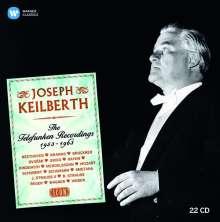 Joseph Keilberth - The Telefunken Recordings 1953-1963, 22 CDs