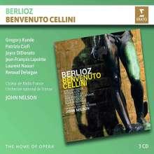 Hector Berlioz (1803-1869): Benvenuto Cellini (Pariser Fassung 1838), 3 CDs