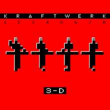 Kraftwerk: 3-D Der Katalog (Limited-Edition), CD