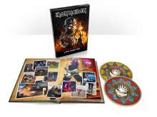 Iron Maiden: The Book Of Souls: Live Chapter (Deluxe Edition), 2 CDs