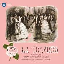 Giuseppe Verdi (1813-1901): La Traviata (180g), 3 LPs