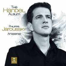 Philippe Jaroussky - The Händel Album (Limitierte Deluxe-Edition im Hardcover-Booklet), CD