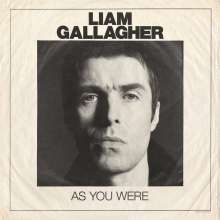 Liam Gallagher: As You Were, CD