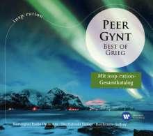 Edvard Grieg (1843-1907): Best of Grieg, CD