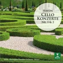 Joseph Haydn (1732-1809): Cellokonzerte Nr.1 & 2, CD