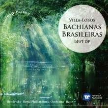 Heitor Villa-Lobos (1887-1959): Bachianas Brasileiras Nr.1,5,7, CD