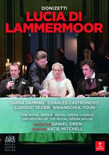 Gaetano Donizetti (1797-1848): Lucia di Lammermoor, DVD