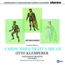 Felix Mendelssohn Bartholdy (1809-1847): Ein Sommernachtstraum (180g), LP