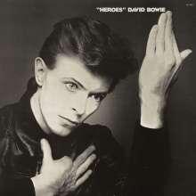 David Bowie (1947-2016): Heroes (2017 remastered) (180g), LP