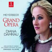 Diana Damrau - Meyerbeer Grand Opera, CD