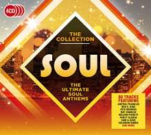 Soul: The Collection, 4 CDs
