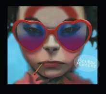 Gorillaz: Humanz (180g) (Limited Deluxe Edition), 2 LPs