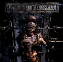 Iron Maiden: The X Factor (remastered 2015) (180g) (Limited-Edition), 2 LPs