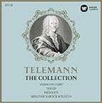 Georg Philipp Telemann (1681-1767): Telemann - The Collection (Warner Classics), 13 CDs