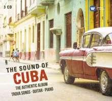 The Sound of Cuba, 3 CDs
