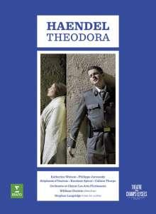 Georg Friedrich Händel (1685-1759): Theodora, 2 DVDs