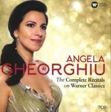 Angela Gheorghiu - The Complete Recitals on Warner Classics, 7 CDs