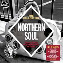 Northern Soul: The Collection, 3 CDs