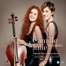 Camille & Julie Berthollet, CD