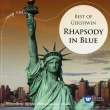 George Gershwin (1898-1937): Best of Gershwin - Rhapsody in Blue, CD