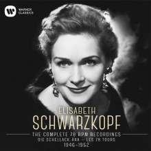 Elisabeth Schwarzkopf  - The Complete 78 RPM Recordings, 5 CDs