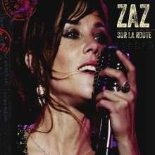 Zaz (Isabelle Geffroy): Sur La Route: Live + 2 CD-Bonus Tracks, 1 CD und 1 DVD